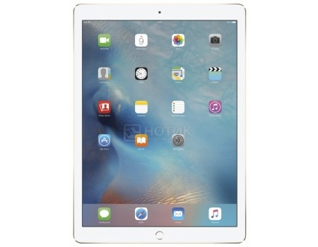 Планшет Apple iPad Pro 12.9 2017 256Gb Wi-Fi Gold (iOS 10/A10X 2360MHz/12.9