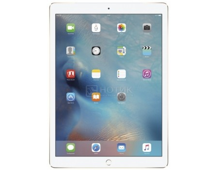 Планшет Apple iPad Pro 12.9 2017 256Gb Wi-Fi + Cellular Gold (iOS 10/A10X 2360MHz/12.9