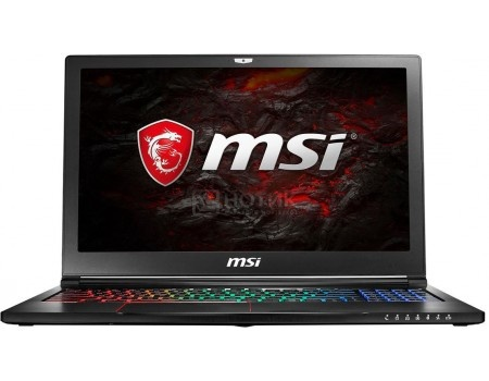 Ноутбук MSI GS63 7RD-064RU Stealth (15.6 IPS (LED)/ Core i7 7700HQ 2800MHz/ 16384Mb/ SSD / NVIDIA GeForce® GTX 1050 2048Mb) MS Windows 10 Home (64-bit) [9S7-16K412-064]