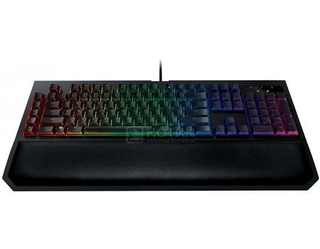 Фотография товара клавиатура проводная Razer BlackWidow Chroma V2 (Yellow Switch), Черный RZ03-02032300-R3M1 (54105)