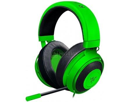 Гарнитура проводная Razer Kraken Pro V2 Oval, Green, RZ04-02050600-R3M1 Зеленый, арт: 54107 - Razer