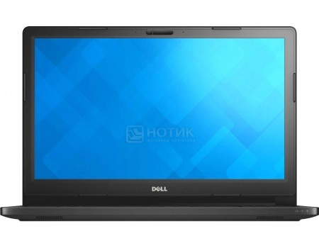 Ноутбук Dell Latitude 3570 (15.6 LED/ Core i5 6200U 2300MHz/ 4096Mb/ HDD 500Gb/ Intel HD Graphics 520 64Mb) Free DOS [3570-9491]
