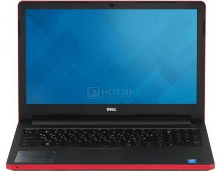Ноутбук Dell Inspiron 5565 (15.6 LED/ A6-Series A6-9200 2000MHz/ 4096Mb/ HDD 500Gb/ AMD Radeon R5 M435 2048Mb) Linux OS [5565-8024]