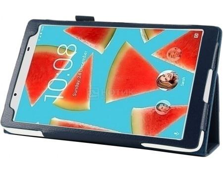 Купить чехол-подставка IT Baggage для планшета Lenovoi Tab 4 8, TB-8504X /TB-8504F, Искусственная кожа, Синий ITLNT48-4 (54187) в Москве, в Спб и в России