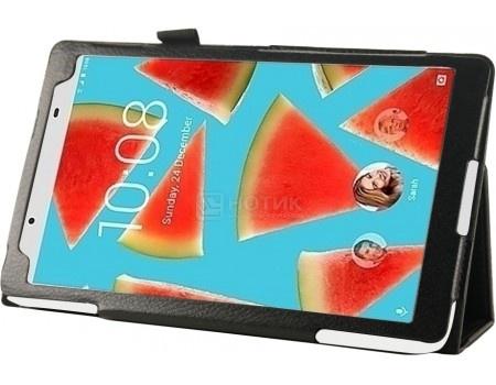 Чехол-подставка IT Baggage для планшета Lenovoi Tab 4 8, TB-8504X /TB-8504F, Искусственная кожа, Черный ITLNT48-1