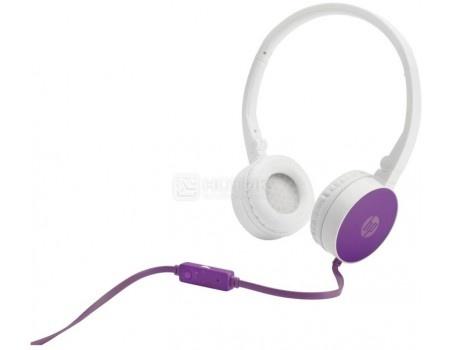 Гарнитура проводная HP Stereo Headset H2800 Purple, Фиолетовый J8F10AA
