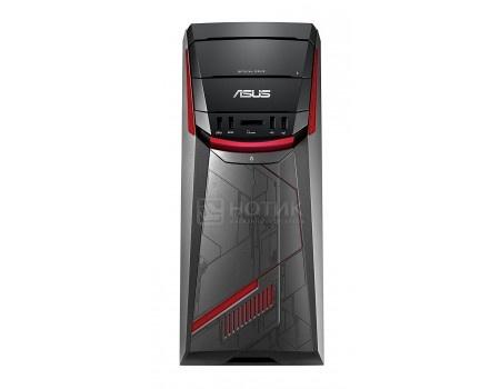 Системный блок ASUS G11CD-K-RU012T (0.0 / Core i5 7400 3000MHz/ 12288Mb/ HDD+SSD 1000Gb/ NVIDIA GeForce® GTX 1060 3072Mb) MS Windows 10 Home (64-bit) [90PD01L1-M15620]