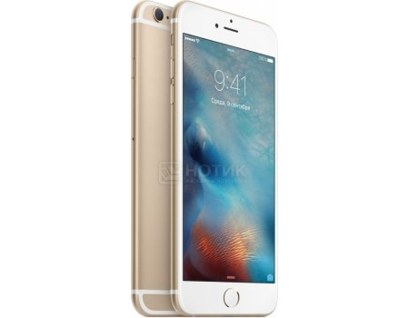 Смартфон Apple iPhone 6s Plus 32Gb Rose Gold (iOS 10/A9 1840MHz/5.5* 1920x1080/2048Mb/32Gb/4G LTE ) [MN2Y2RU/A], арт: 54265 - Apple