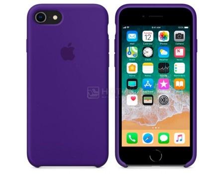 Чехол-накладка Apple Silicone Case Ultra Violet для iPhone 8 / 7 MQGR2ZM/A Силикон, Фиолетовый, арт: 54272 - Apple