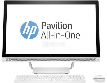 Моноблок HP Pavilion 27-a261ur (27.0 IPS (LED)/ Core i5 7400T 2400MHz/ 8192Mb/ HDD+SSD 1000Gb/ Intel HD Graphics 630 64Mb) MS Windows 10 Home (64-bit) [1ZP19EA]