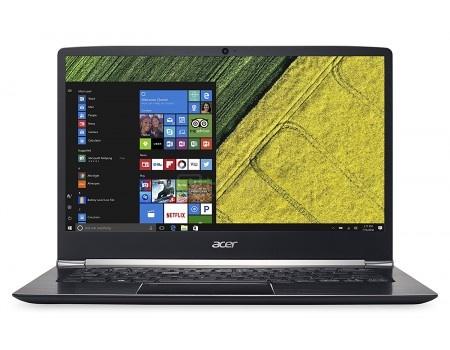 Ноутбук Acer Aspire Swift SF514-51-79QB (14.0 IPS (LED)/ Core i7 7500U 2700MHz/ 8192Mb/ SSD / Intel HD Graphics 620 64Mb) MS Windows 10 Home (64-bit) [NX.GLDER.006]