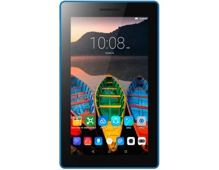 Планшет Lenovo TAB 3 TB3-730I 8Gb 3G Black (Android 5.1/MT8321 1300MHz/7.0