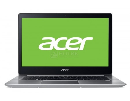 Фотография товара ноутбук Acer Swift SF314-52G-89YH (14.0 IPS (LED)/ Core i7 8550U 1800MHz/ 8192Mb/ SSD / NVIDIA GeForce® MX150 2048Mb) MS Windows 10 Home (64-bit) [NX.GQUER.006] (54329)