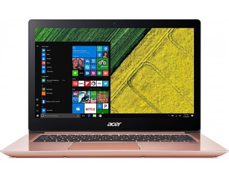 Ноутбук Acer Swift SF314-52G-8240 (14.0 IPS (LED)/ Core i7 8550U 1800MHz/ 8192Mb/ SSD / NVIDIA GeForce® MX150 2048Mb) Linux OS [NX.GQYER.002]