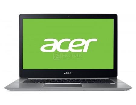 Фотография товара ноутбук Acer Swift SF314-52-71A6 (14.0 IPS (LED)/ Core i7 7500U 2700MHz/ 8192Mb/ SSD / Intel HD Graphics 620 64Mb) Linux OS [NX.GNUER.010] (54345)