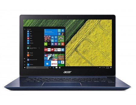 Фотография товара ноутбук Acer Swift SF314-52-74CX (14.0 IPS (LED)/ Core i7 7500U 2700MHz/ 8192Mb/ SSD / Intel HD Graphics 620 64Mb) Linux OS [NX.GPLER.003] (54346)