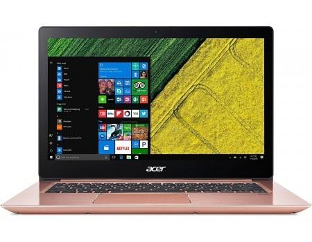 Ноутбук Acer Aspire Swift SF314-52-313F (14.0 IPS (LED)/ Core i3 7100U 2400MHz/ 8192Mb/ SSD / Intel HD Graphics 620 64Mb) Linux OS [NX.GPJER.004]