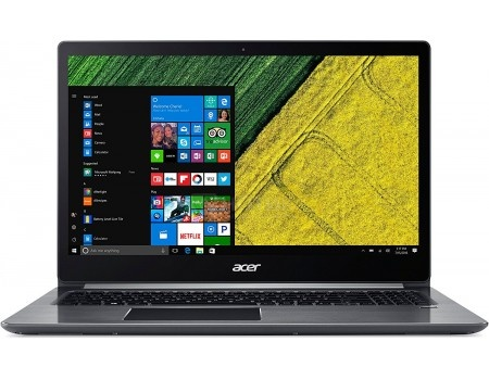 Фотография товара ноутбук Acer Swift SF315-51-55TM (15.6 IPS (LED)/ Core i5 7200U 2500MHz/ 8192Mb/ SSD / Intel HD Graphics 620 64Mb) MS Windows 10 Home (64-bit) [NX.GQ5ER.004] (54366)