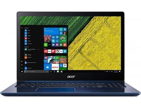 Ноутбук Acer Swift SF315-51-5503 (15.6 IPS (LED)/ Core i5 7200U 2500MHz/ 8192Mb/ SSD / Intel HD Graphics 620 64Mb) MS Windows 10 Home (64-bit) [NX.GQ7ER.002]