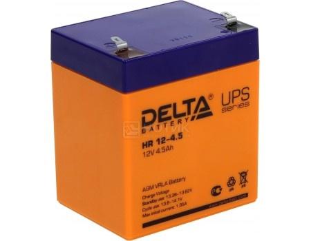 Фотография товара аккумулятор для ИБП Delta HR 12-4.5, 12V / 4.5Ah (4 500mAh) (54464)