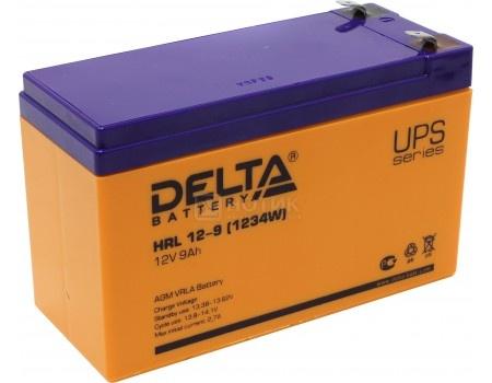 Аккумулятор для ИБП Delta HRL 12-9 1234W 12V / 9Ah (9 000mAh), арт: 54474 - Delta