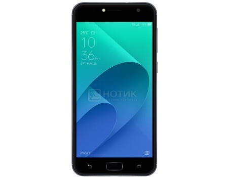 Смартфон ASUS Zenfone Live ZB553KL-5A081RU Deepsea Black (Android 7.0 (Nougat)/MSM8928 1400MHz/5.5
