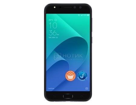 Смартфон ASUS Zenfone 4 Selfie Pro ZD552KL-5A064RU Deepsea Black (Android 7.0 (Nougat)/MSM8953 2000MHz/5.5* 1920x1080/4096Mb/64Gb/4G LTE ) [90AZ01M7-M01000], арт: 54519 - ASUS