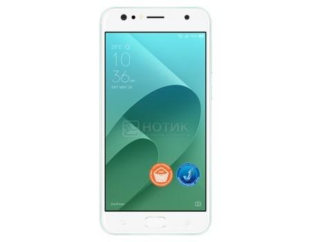 Смартфон ASUS Zenfone 4 Selfie ZD553KL-5N105RU Mint Green (Android 7.0 (Nougat)/MSM8937 1400MHz/5.5* 1280x720/4096Mb/64Gb/4G LTE ) [90AX00L4-M01520], арт: 54531 - ASUS
