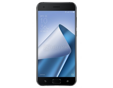 Смартфон ASUS Zenfone 4 Pro ZS551KL-2A020RU Pure Black (Android 7.1 (Nougat)/MSM8998 2450MHz/5.5