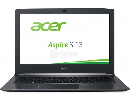 Ультрабук Acer Aspire S5-371-50DF (13.3 IPS (LED)/ Core i5 6200U 2300MHz/ 8192Mb/ SSD / Intel HD Graphics 520 64Mb) MS Windows 10 Home (64-bit) [NX.GCHER.009]