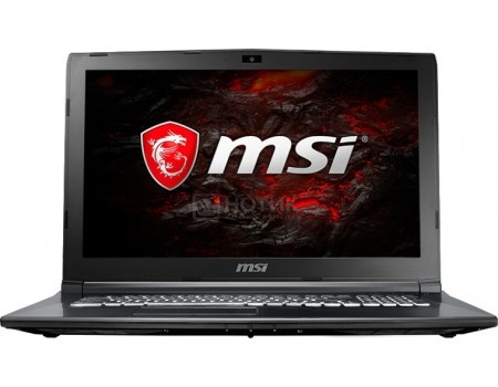 Фотография товара ноутбук MSI GL62M 7REX-2093XRU (15.6 TN (LED)/ Core i7 7700HQ 2800MHz/ 8192Mb/ HDD+SSD 1000Gb/ NVIDIA GeForce® GTX 1050Ti 4096Mb) Free DOS [9S7-16J962-2093] (54557)