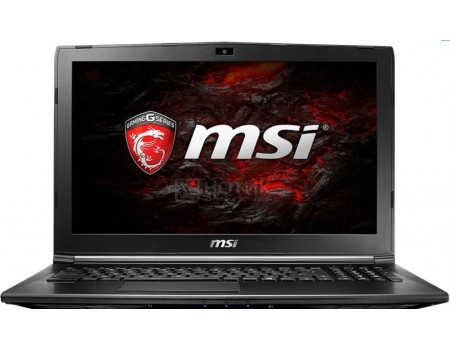 Фотография товара ноутбук MSI GL62M 7RDX-2099RU (15.6 LED (IPS - level)/ Core i7 7700HQ 2800MHz/ 8192Mb/ HDD 1000Gb/ NVIDIA GeForce® GTX 1050 2048Mb) MS Windows 10 Home (64-bit) [9S7-16J962-2099] (54559)