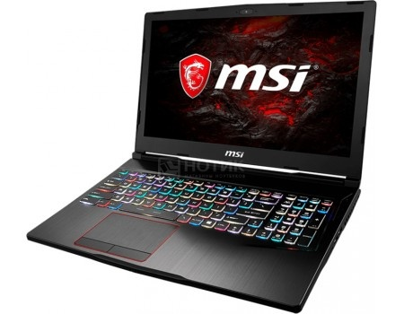 Ноутбук MSI GE63VR 7RF-206XRU Raider (15.6 TN (LED)/ Core i7 7700HQ 2800MHz/ 16384Mb/ HDD+SSD 1000Gb/ NVIDIA GeForce® GTX 1070 8192Mb) Free DOS [9S7-16P112-206]
