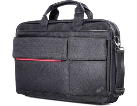 "Сумка 15.6"" Lenovo ThinkPad Professional Topload Case, Нейлон, Черный 4X40E77323"