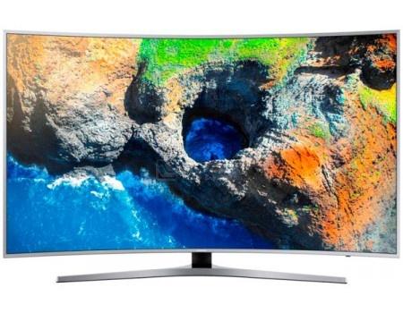 Фотография товара телевизор Samsung 55 UE55MU6500U LED, UHD, Smart TV, CMR 1500, Изогнутый экран, Серебристый (54651)