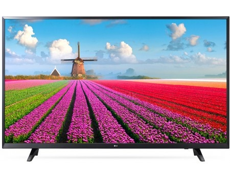 Телевизор LG 49 49LJ540V LED, Full HD, Smart TV (webOS 3.5), PMI 1000, Черный