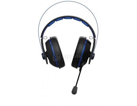 Гарнитура проводная ASUS Cerberus V2, Синий/Черный 90YH016B-B1UA00 фото