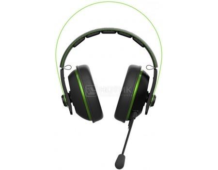 Гарнитура ASUS Cerberus V2, Зеленый/Черный 90YH018G-B1UA00, арт: 54671 - ASUS