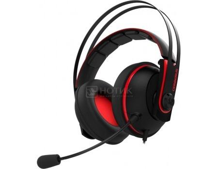 Гарнитура ASUS Cerberus V2, Черный/Красный 90YH015R-B1UA00, арт: 54672 - ASUS