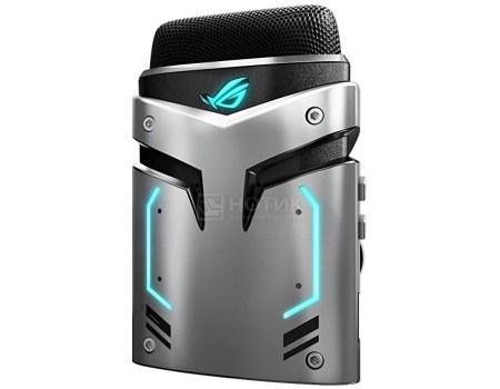 Фотография товара микрофон ASUS ROG Strix Magnus, USB, Серебристый 90YH0101-B2UA00 (54675)