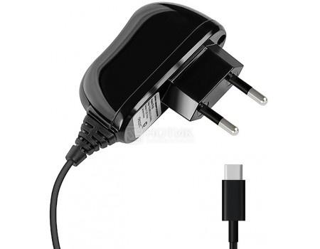 Купить зарядное устройство Deppa 23150, USB Type-C, 2.1А, Черный (54728) в Москве, в Спб и в России