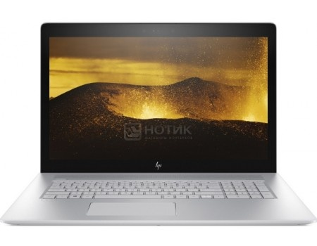 Фотография товара ноутбук HP Envy 17-ae104ur (17.3 IPS (LED)/ Core i7 8550U 1800MHz/ 8192Mb/ HDD+SSD 1000Gb/ NVIDIA GeForce® MX150 4096Mb) MS Windows 10 Home (64-bit) [2VZ32EA] (54753)