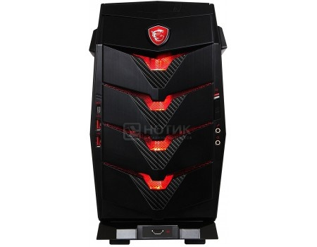 Системный блок MSI Aegis 3 VR7RC-099RU (0.0 / Core i5 7400 3000MHz/ 8192Mb/ HDD+SSD 1000Gb/ NVIDIA GeForce® GTX 1060 6144Mb) MS Windows 10 Home (64-bit) [9S6-B90711-099]