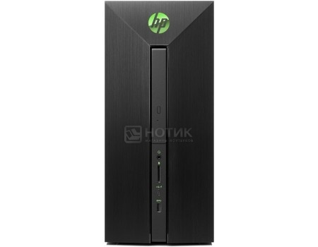 Системный блок HP Pavilion Power 580 580-007ur (0.0 / Core i5 7400 3000MHz/ 8192Mb/ HDD+SSD 2000Gb/ NVIDIA GeForce® GTX 1060 3072Mb) MS Windows 10 Home (64-bit) [2BX55EA]