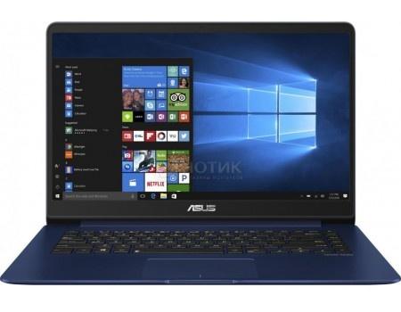 Ультрабук ASUS Zenbook UX530UQ-FY034R (15.6 IPS (LED)/ Core i5 7200U 2500MHz/ 8192Mb/ SSD / NVIDIA GeForce GT 940MX 2048Mb) MS Windows 10 Professional (64-bit) [90NB0EG2-M01330]