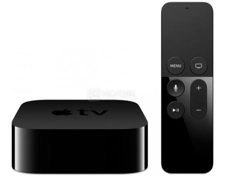 Фотография товара медиаплеер Apple TV 32Gb MR912RS/A, Черный (54852)