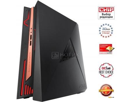 Системный блок ASUS ROG GR8 II-T114M (0.0 / Core i7 7700 3600MHz/ 16384Mb/ HDD+SSD 1000Gb/ NVIDIA GeForce® GTX 1060 3072Mb) Free DOS [90MS00X1-M01140]