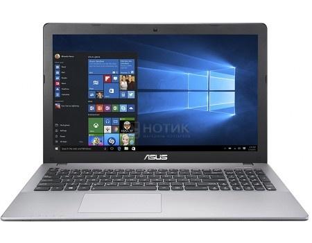 Ноутбук ASUS K550VX-DM409D (15.6 LED/ Core i7 6700HQ 2600MHz/ 8192Mb/ HDD+SSD 1000Gb/ NVIDIA GeForce® GTX 950M 4096Mb) Free DOS [90NB0BB1-M10780]
