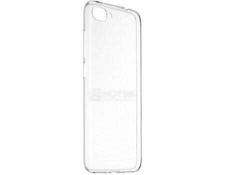 Чехол-накладка ASUS Clear Soft Bumper для ASUS ZenFone 4 Max ZC554KL, Clear, Прозрачный 90AC02N0-BCS001