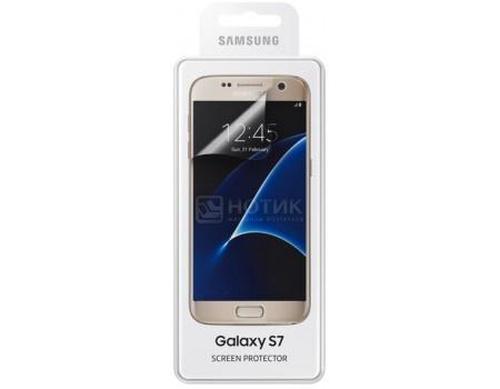 Защитная пленка Samsung для смартфона Samsung Galaxy S7, Прозрачный, ET-FG930CTEGRU